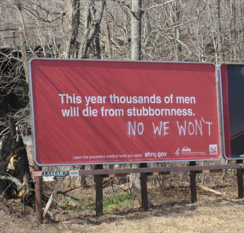 stubborn