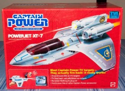 CaptainPowerJet